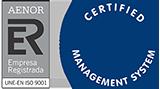 Certificados de Calidad de Hierros Arrate, S.A.